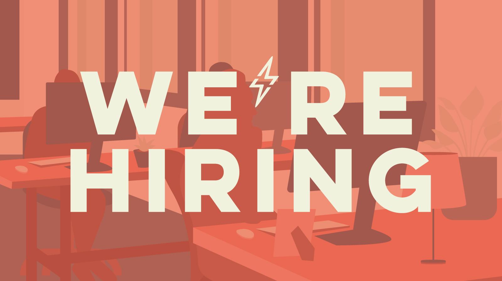 We're hiring freelancers