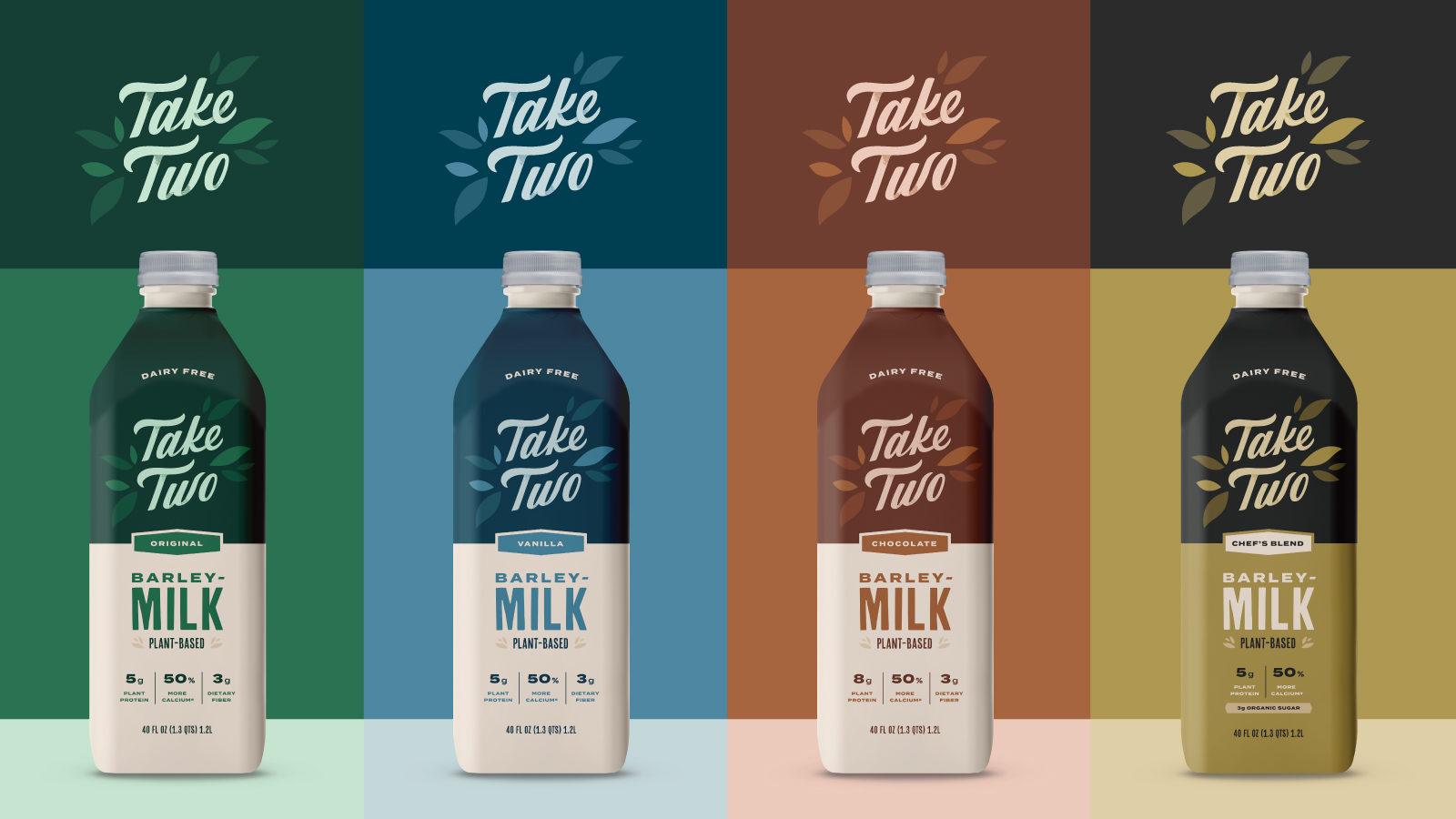 Take Two Bottle Varieties