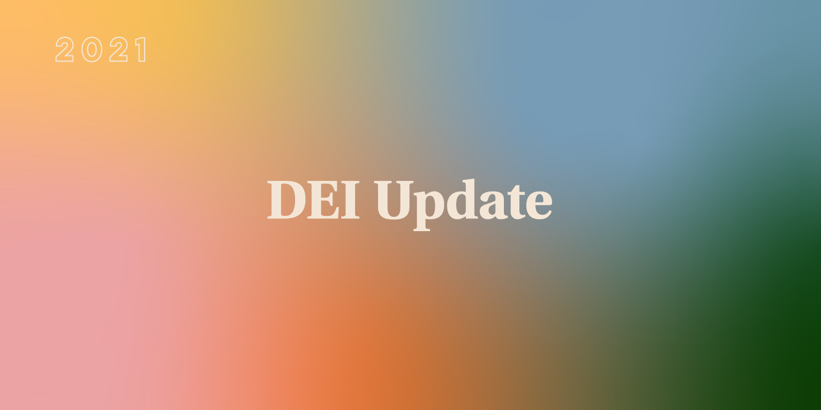 DEI Update